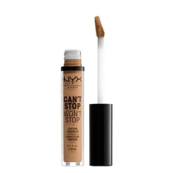 CAN'T STOP WON'T STOP CONTOUR CONCEALER Concealer NYX Professional Makeup Golden Honey