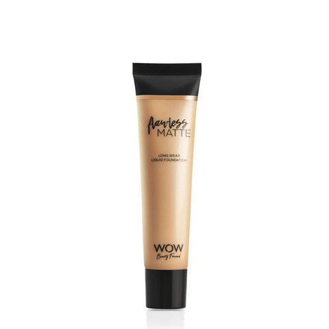 Flawless Matte - Long Wear Liquid Foundation