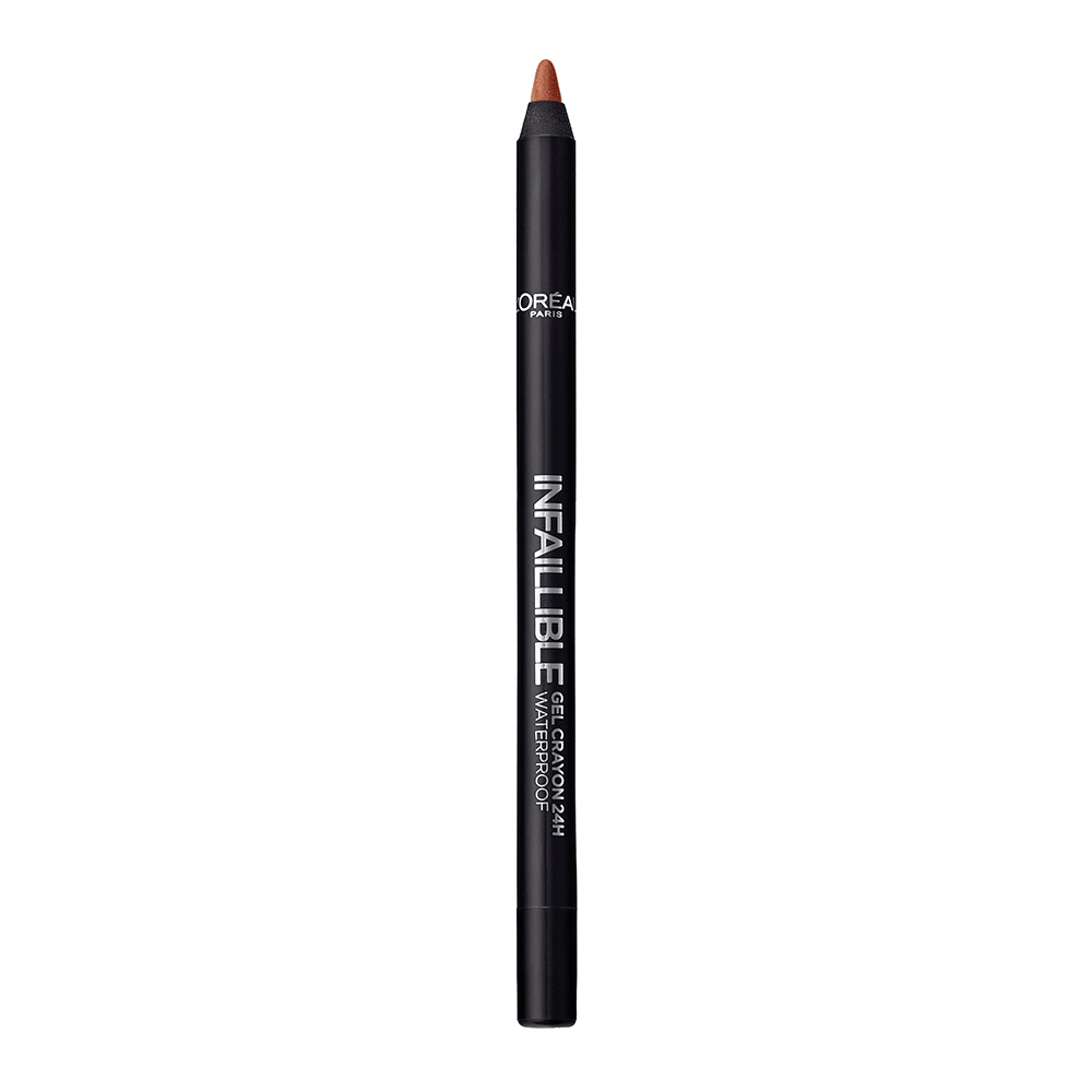 Infaillible Gel Eyeliner Crayon 24H (9 Colors) Eyeliner L'Oreal Paris