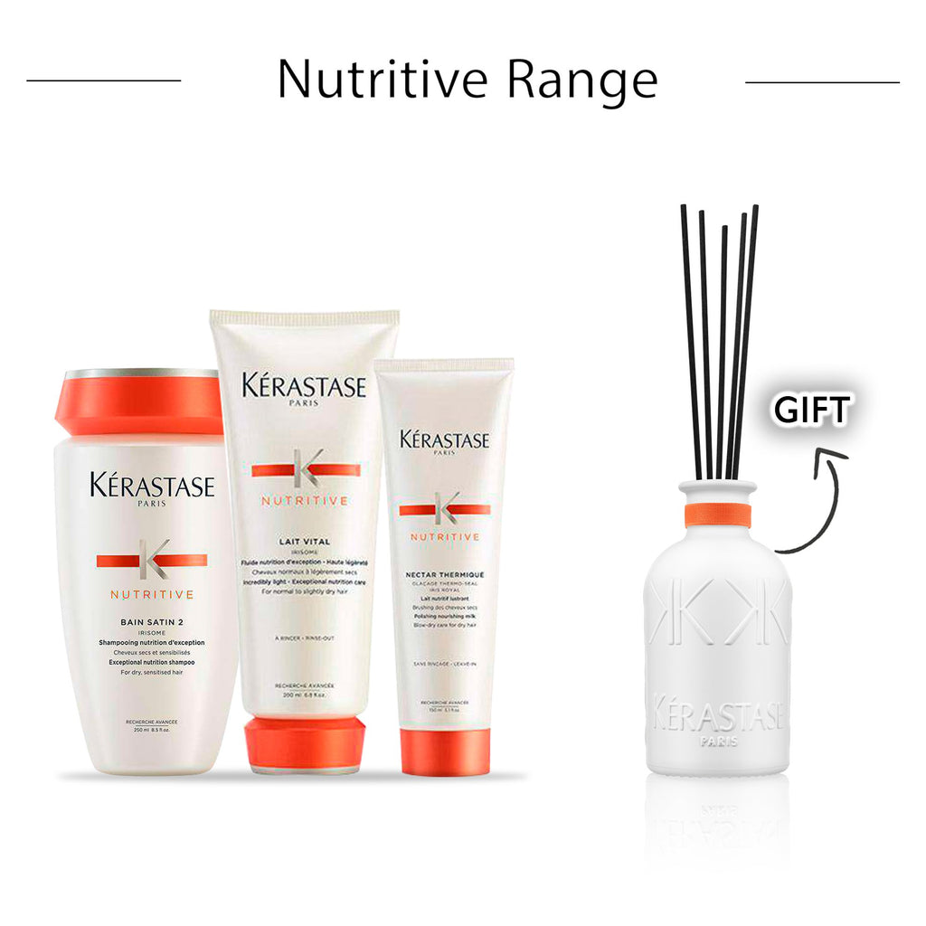 Nutritive Bundle - With Thermique & Lait