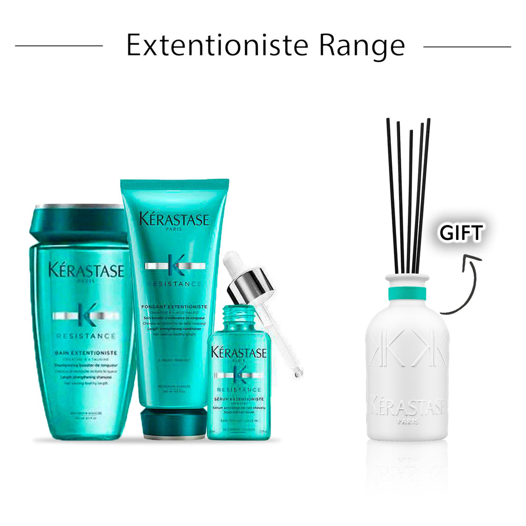 Extentioniste Bundle - With Serum & Fondant