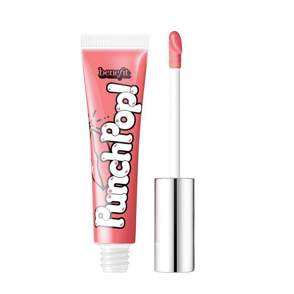 Punch Pop! Lip gloss Lipstick Benefit Cosmetics Bubble Gum