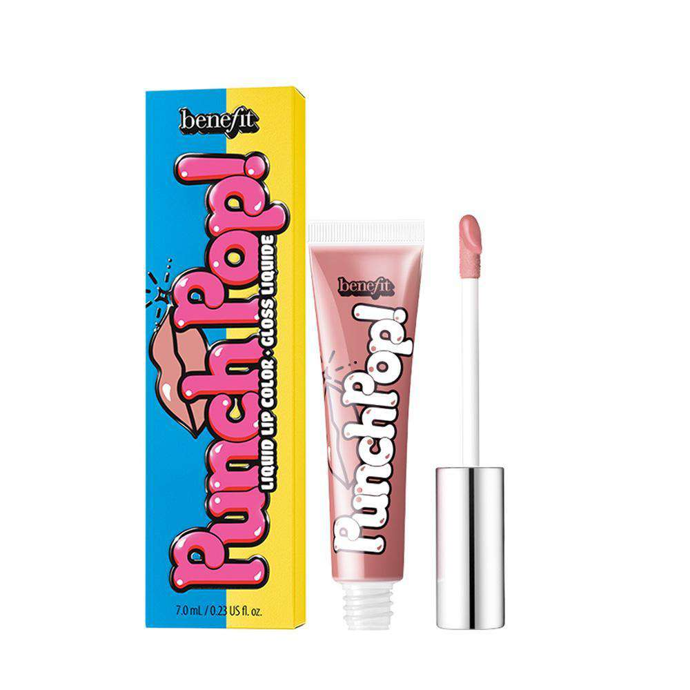 Punch Pop! Lip gloss Lipstick Benefit Cosmetics Sugarcookie