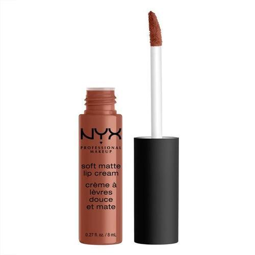 Soft Matte Lip Cream Lipstick NYX Professional Makeup Leon