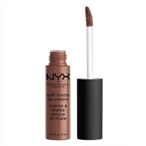 Soft Matte Lip Cream Lipstick NYX Professional Makeup Los Angeles