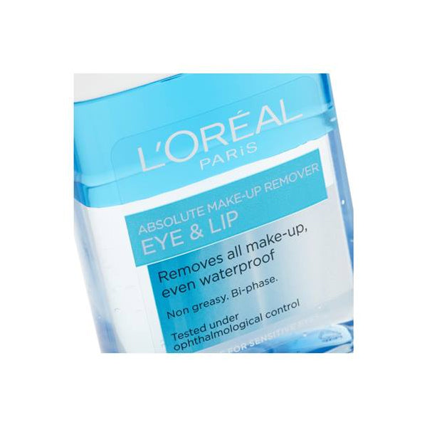 Waterproof Makeup Remover for Eyes and Lips