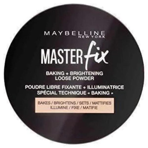 Master Fix Setting + Perfecting Loose Powder (Banana)