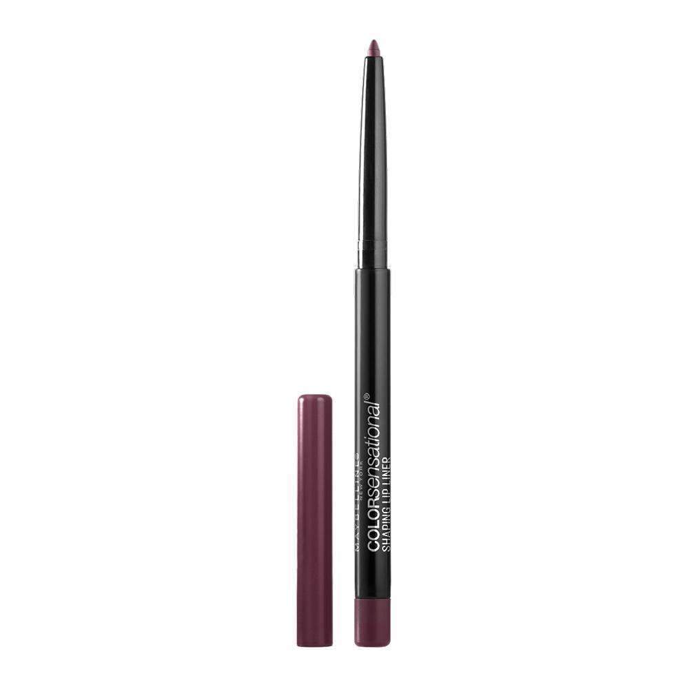 Color Sensational Shaping Lip Liner (6 Colors) Lip Liner Maybelline New York 110 Rich Wine