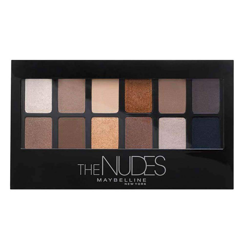 The Nudes Eye Shadow Palette Eyeshadow Maybelline New York