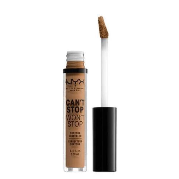 CAN'T STOP WON'T STOP CONTOUR CONCEALER Concealer NYX Professional Makeup Neutral Tan