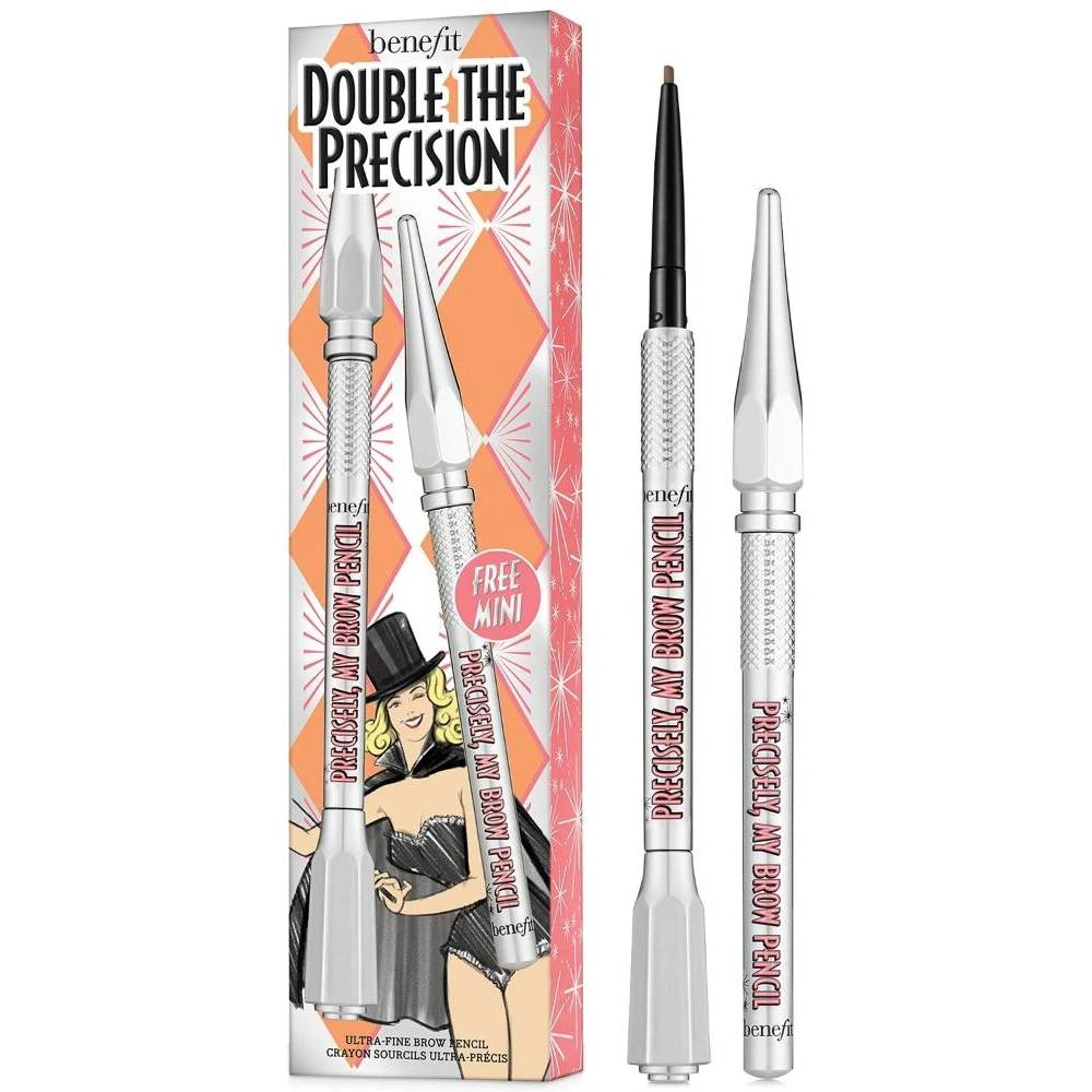 Double the Precision, Precisely My Brow Pencil Duo
