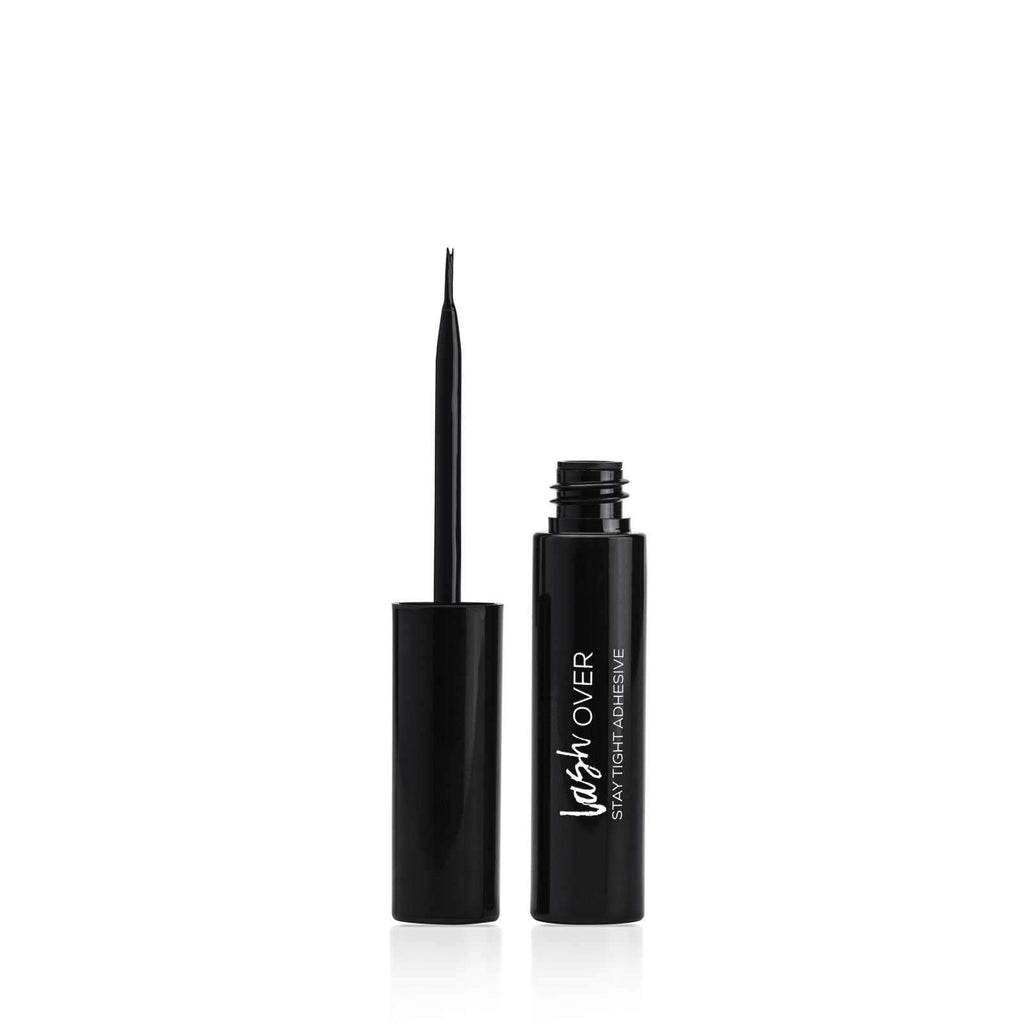 Lash Over - Stay Tight Adhesive Lashes WOW Beauty Forward Black Crystal