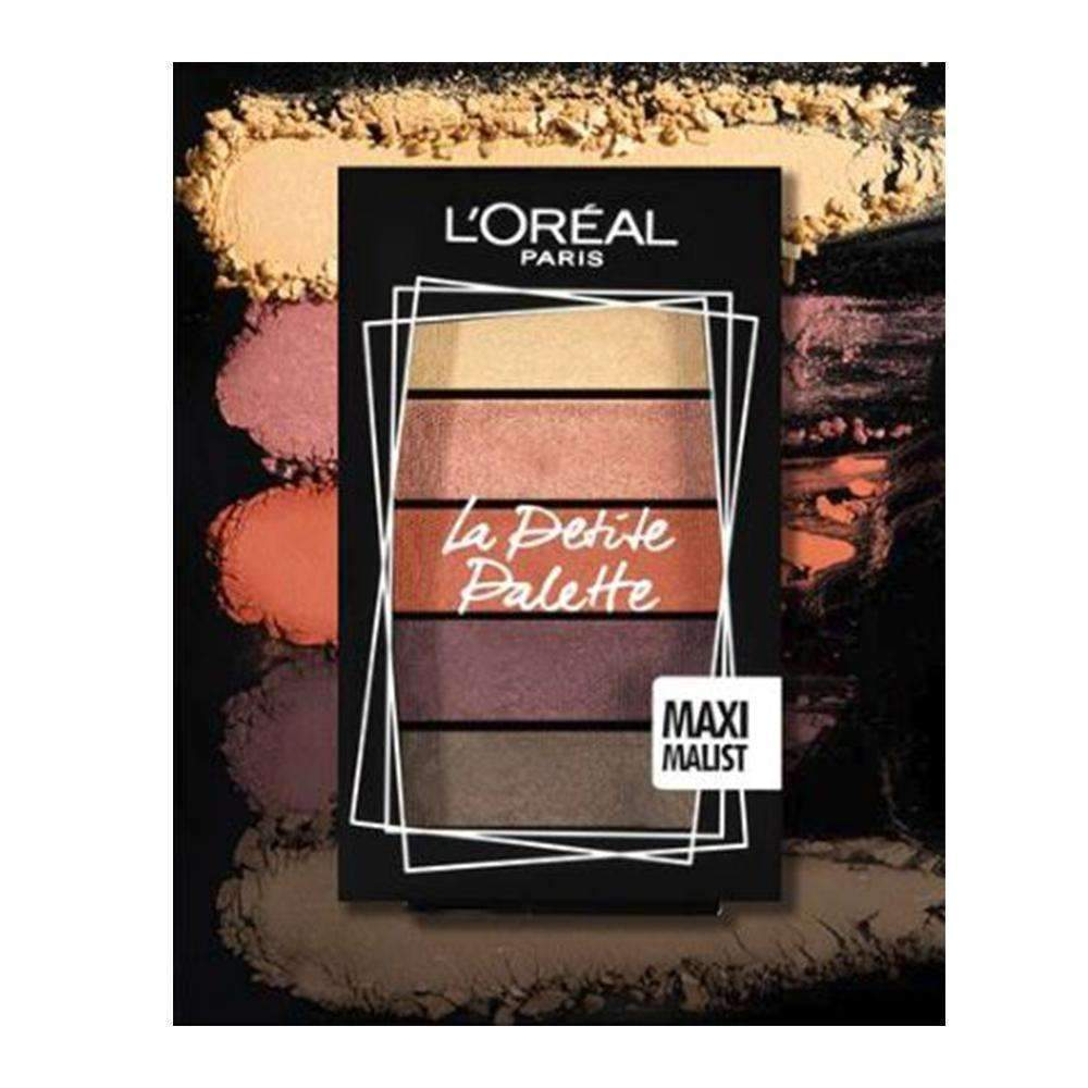 La Petite Mini Eyeshadow Palette Maximalist Eyeshadow L'Oreal Paris