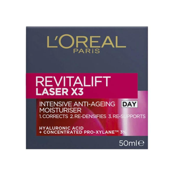 Revitalift Laser 3X Day Cream