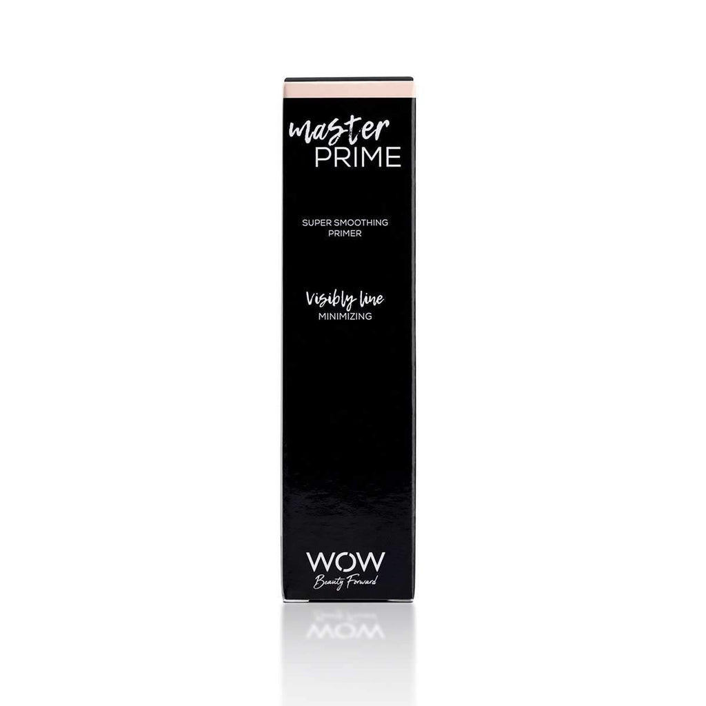 Master Prime - Super Smoothing Primer Primer WOW Beauty Forward