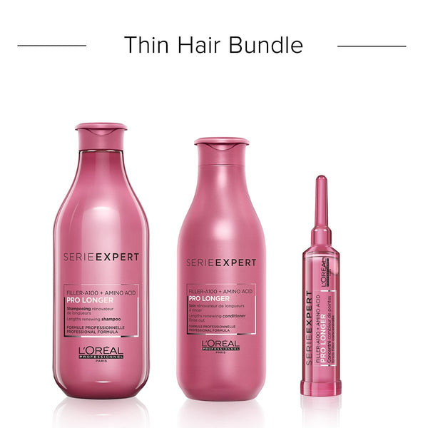 Pro Longer Thin Hair Bundle