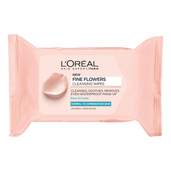 Fine Flowers Cleansing Wipes