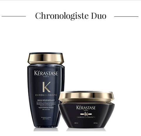 Kérastase Duo Chronologiste Bundle