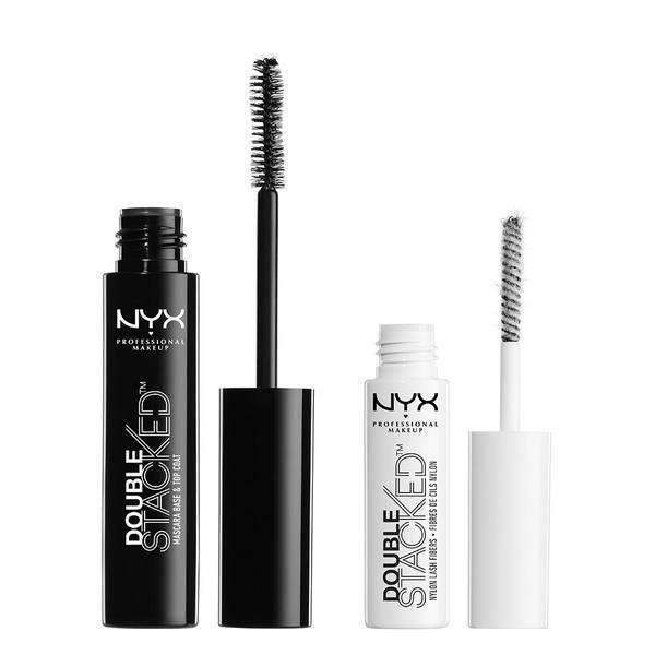 Double Stacked Mascara Mascara NYX Professional Makeup Double Stacked Mascara