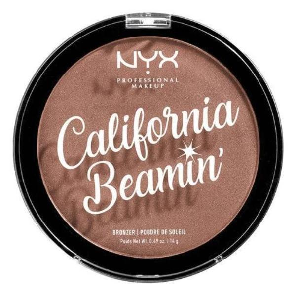 California Beamin' Face And Body Bronzer Bronzer NYX Professional Makeup Free Spirit-