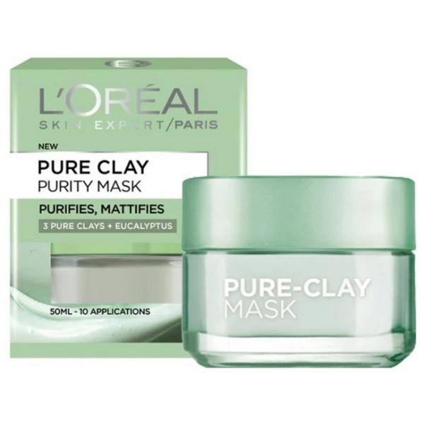 Pure Clay Mask Mattifying and Purifying