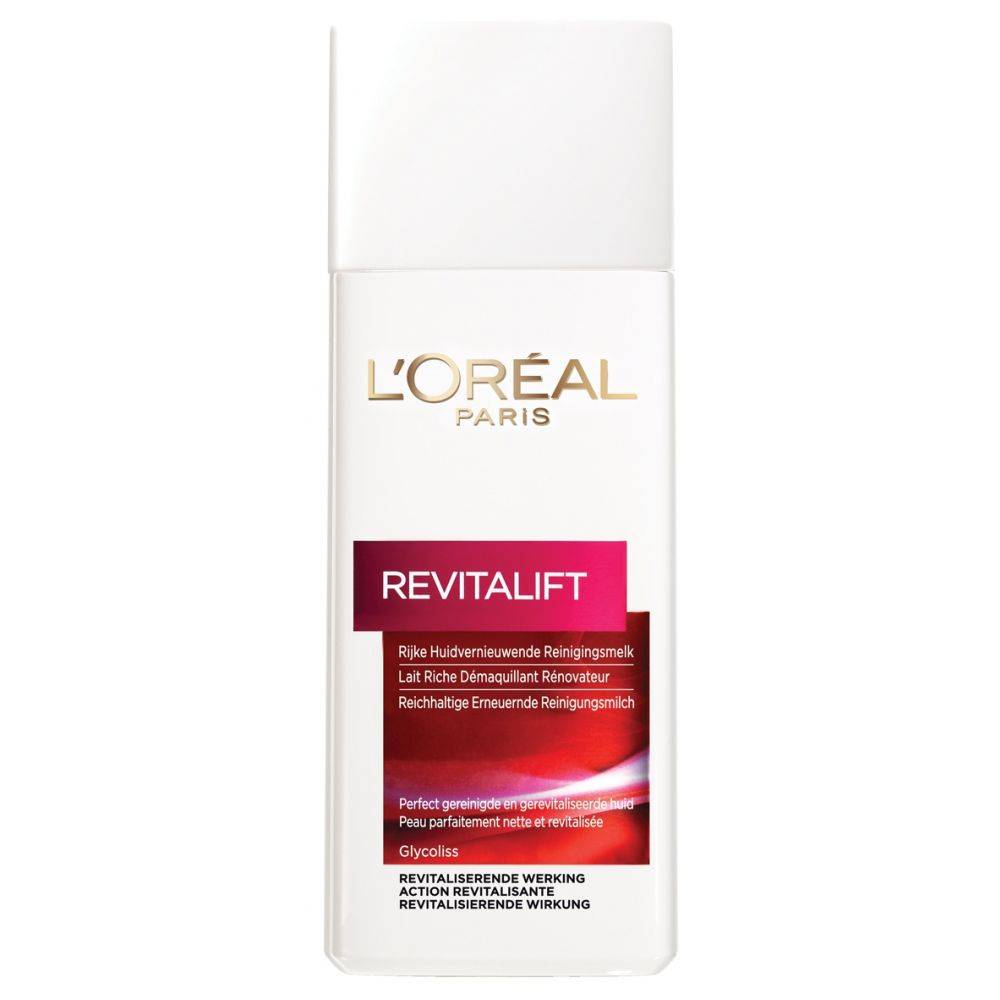 Revitalift - Cleansing Rich Makeup Removing Milk