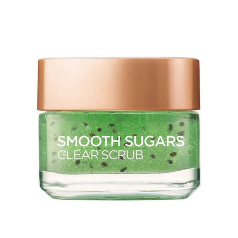 PURE-SUGAR Purify & Unclog Kiwi Scrub