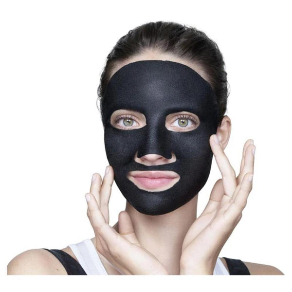 Pure Charcoal Black Tissue Mask