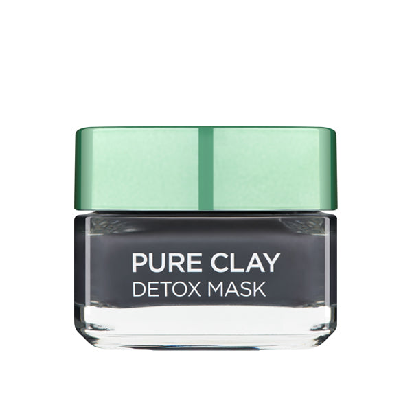 Clay Mask- Detoxifies, Clarifies