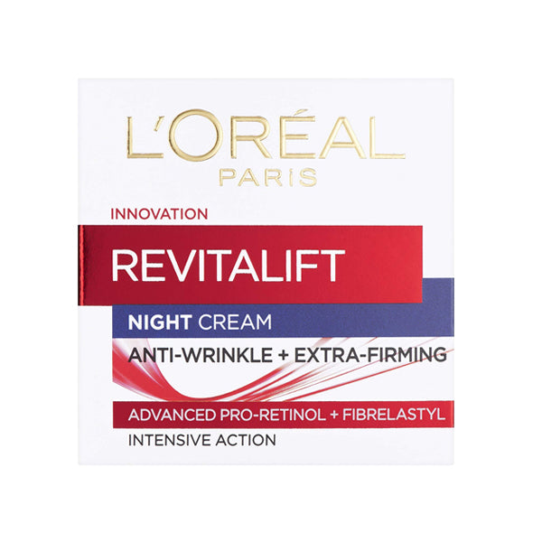 Revitalift Basic Night Cream