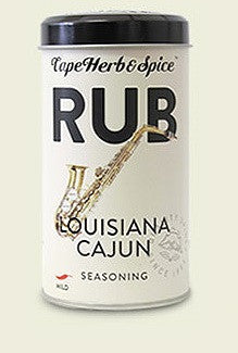 Cape Herb Cajun Rub