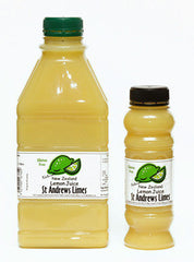 St Andrews Lime Cordial