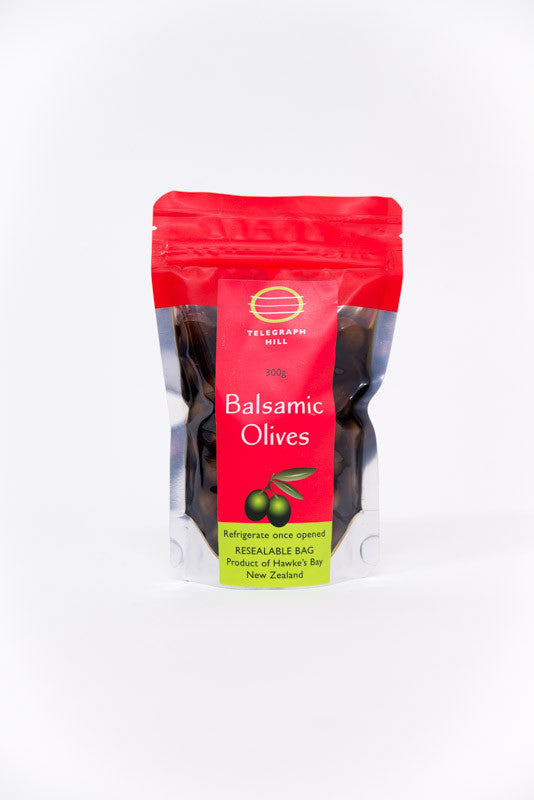 Telegraph Hill Balsamic Olives