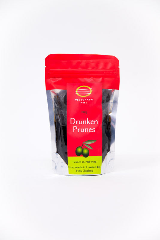 Telegraph Hill Drunken Prunes