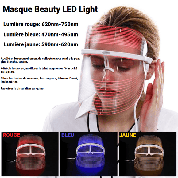 Masque Beauty LED Light Obviousweb.com