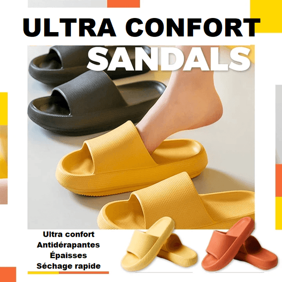 Sandales Ultra confort antidérapantes Obviousweb.com