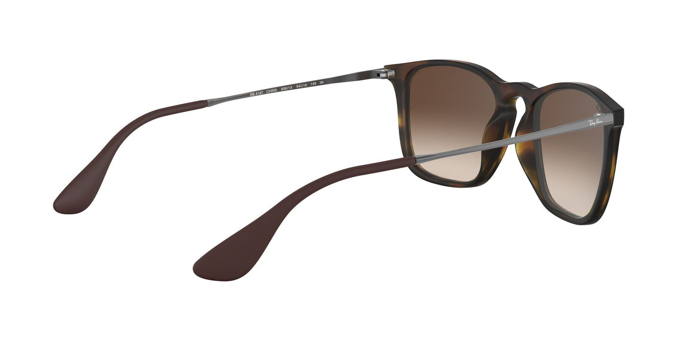 Lente Solar Ray Ban Marrón RB4187