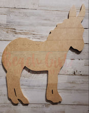 "Load image into Gallery viewer, 12"" House Party Animals wooden cutouts"