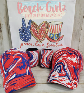 Patriotic Hat Collection