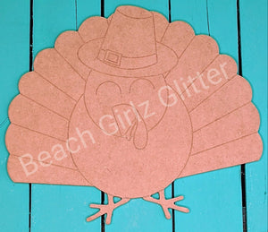 "12"" etched turkey"