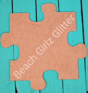 "12"" Puzzle pieces- interlocking"