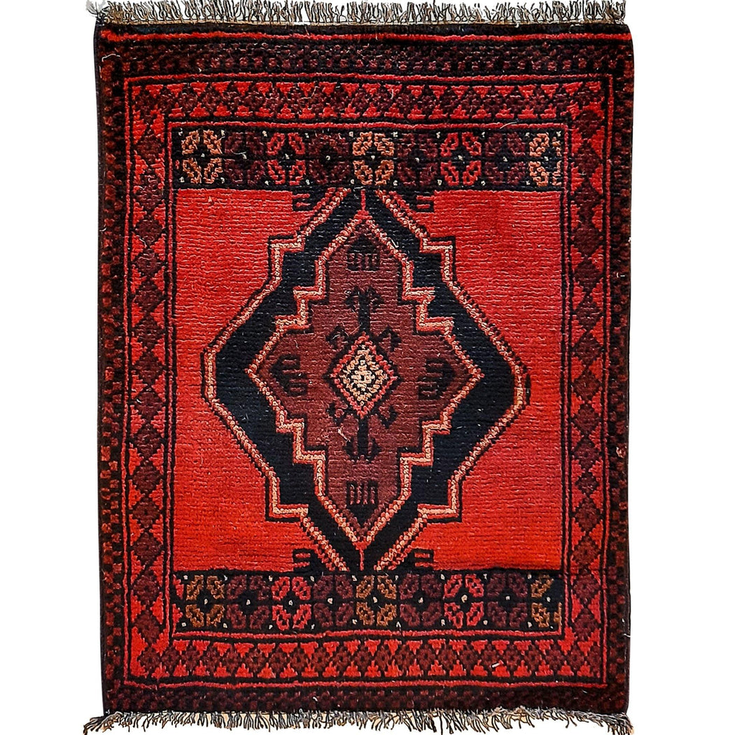 0.5 x 0.5 Meter_[product_tag]_handmade_Extra Small Rug - House of Haghi.