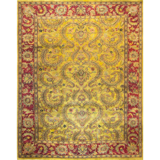 Hand-knotted Wool Traditional Persian Rug 270cm x 385cm - House Of Haghi