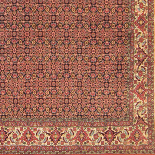 2.5 x 3 Meter_Persian_Super Fine Hand-knotted Persian Wool Bijar Rug_handknotted_Rug