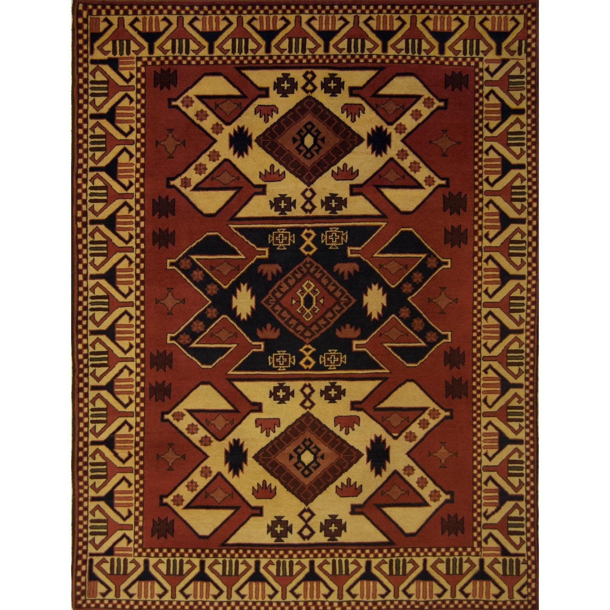 Kargai Persian-Rug | House-of-Haghi | NewMarket | Auckland | NZ | Handmade Persian Rugs | Hand Knotted Persian Rugs