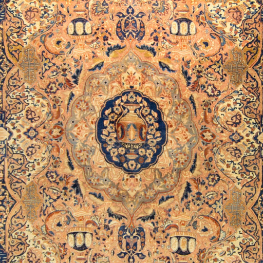 3 x 4 Meter_Persian_Super Fine Hand-knotted Persian Khorosan Rug_handknotted_Rug