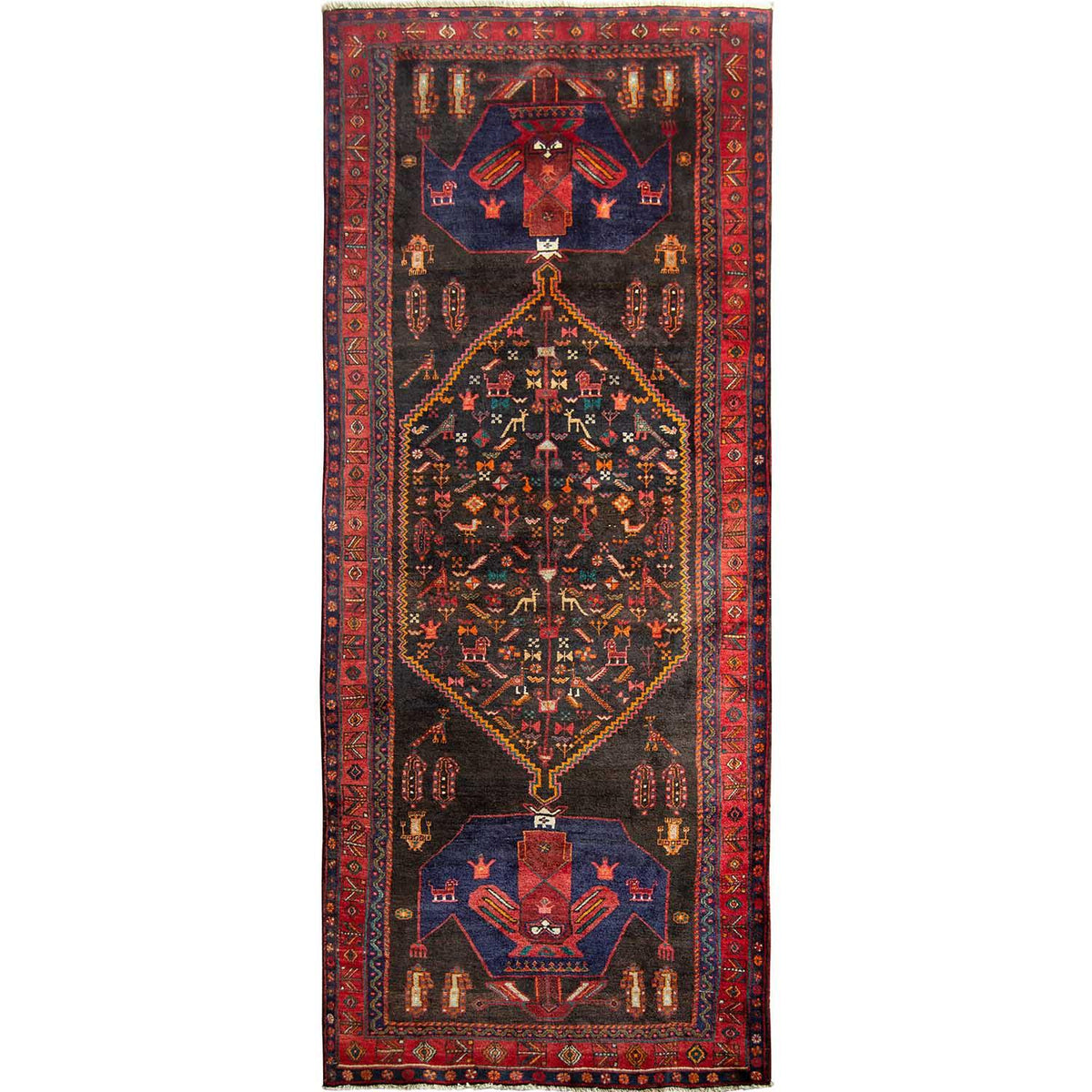 Fine Hand-knotted Kolyai Wool Runner 150cm x 416cm Persian-Rug | House-of-Haghi | NewMarket | Auckland | NZ | Handmade Persian Rugs | Hand Knotted Persian Rugs