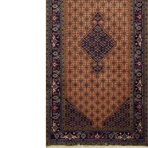 Hand-knotted Wool Persian Ardabil Rug 147cm x 276cm - House Of Haghi