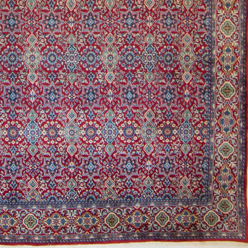 Fine Hand-knotted Wool Persian Maud Rug 254cm x 367cm - House Of Haghi