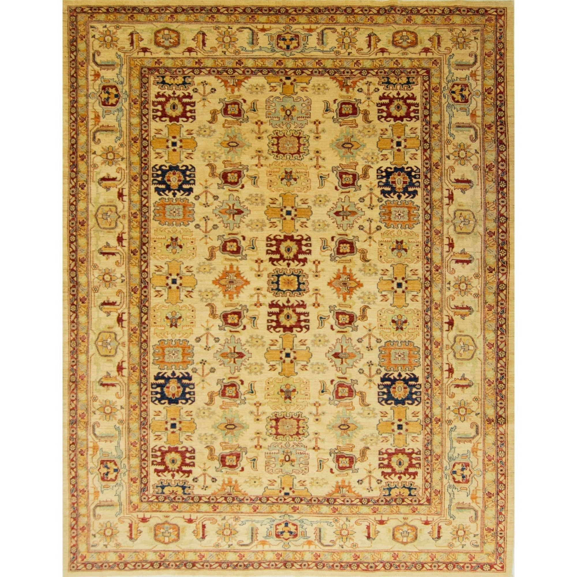 Fine Hand-knotted Wool Heriz Rug 260cm x 352cm Persian-Rug | House-of-Haghi | NewMarket | Auckland | NZ | Handmade Persian Rugs | Hand Knotted Persian Rugs